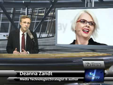 Deanna Zandt - is SOPA the end of us?