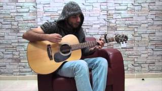 Muse (Original) Acoustic Guitar - Ahmad Massad