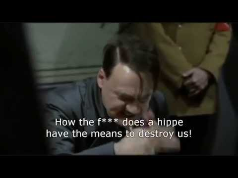 Civ 5 - Hitler reacts to Ghandi nuking him