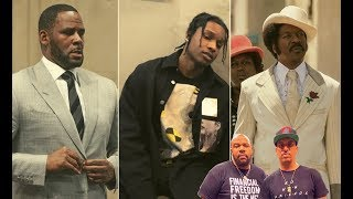 ASAP Rocky ROTS In Jail + R. Kelly Jail Wish List + Lion King Rules Theaters + Eddie Murphy Dolemite