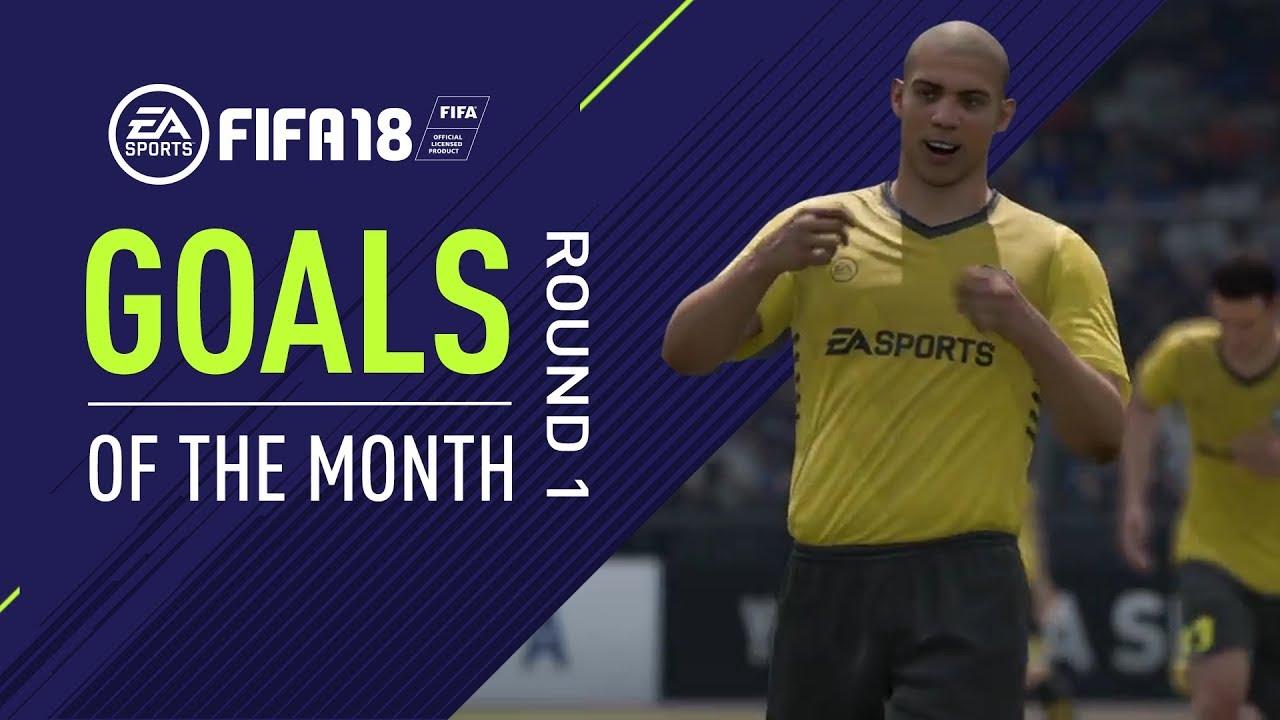 Fifa 18 | En İyi Goller Galerisi