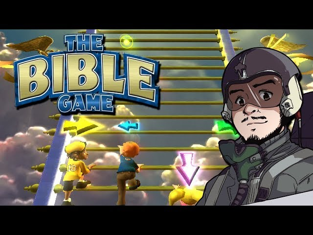 Forgive Me for I Need Points | The Bible Game PS2