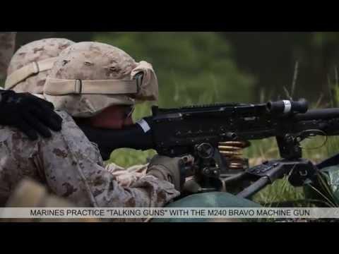 MBW Marines at Range 8 - MCB Quantico, VA