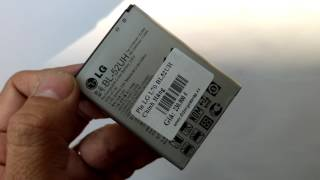 Pin LG L70/D320 BL-52UH 2100 mẠh