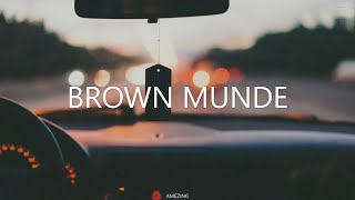 Brown Munde - AP Dhillon X Gurinder Gill X Shinda Kahlon X Gminxr ( lyrics ) Images