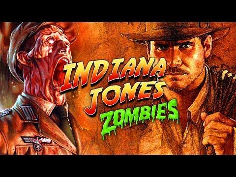 INDIANA JONES ZOMBIES (Black Ops 3 Zombies)