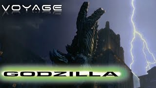 Helicopters Vs. Godzilla | Godzilla | Voyage