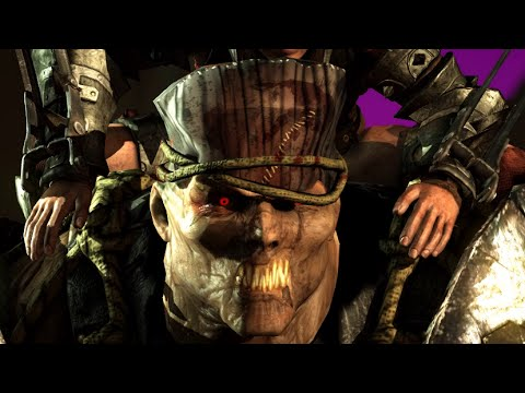 Mortal Kombat X Pc Mod Torr Unmasked No Mask Gameplay Fatalities X Ray 1080p 60 Fps Youtube