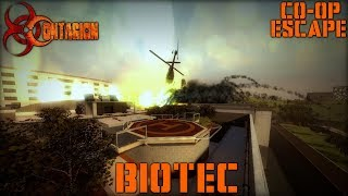 Contagion - Biotec | Co-op | Escape Mode