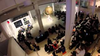 BRIC Stoop Series TIME LAPSE: Drink and Draw with Chromat and the Witches of Bushwick