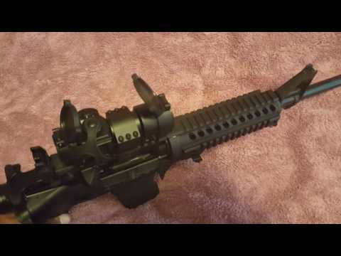 My upgrades to my Smith and Wesson M&P 15 Sport 2