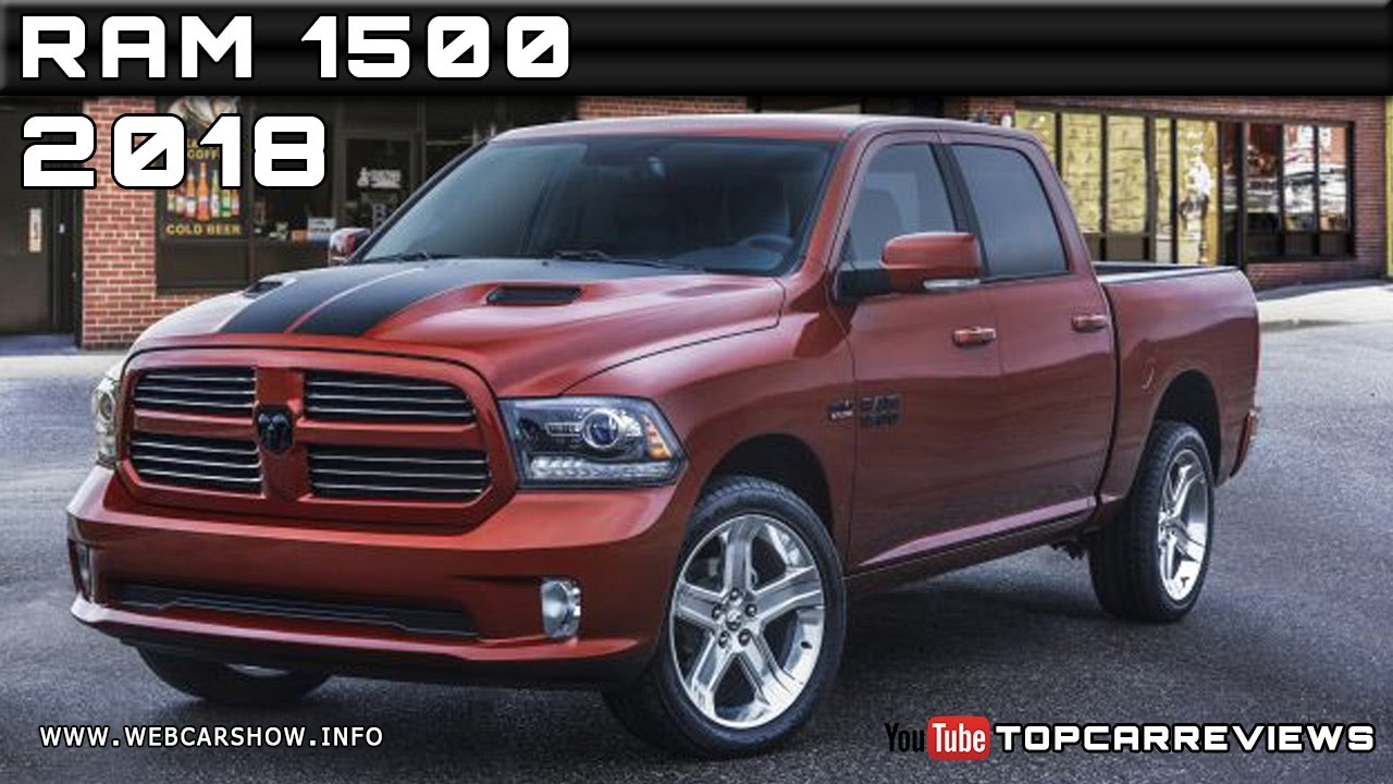2018 ram 1500 review rendered price specs release date