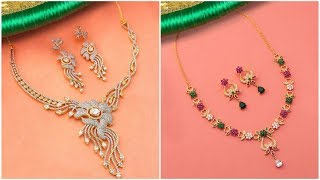 Latest Gold Necklace Collections | Gold Necklace Collections