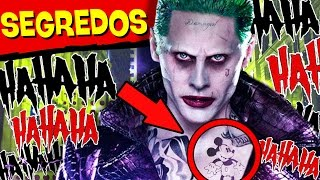 AS HISTÓRIAS SECRETAS DO CORINGA!