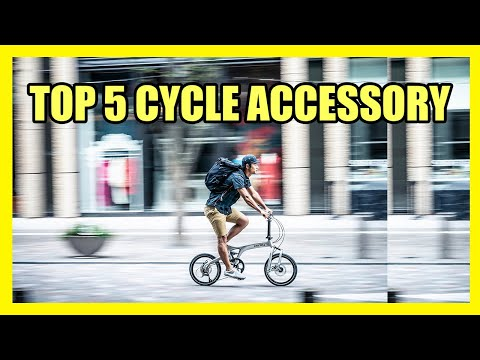 5 Cycle Accessories If  YOU Bought A New Bicycle |Must Have Online Cycle Accessories |  Amazon thumbnail