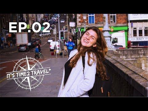 O QUE FAZER EM CORK | It's Time2 Travel | S02 E02