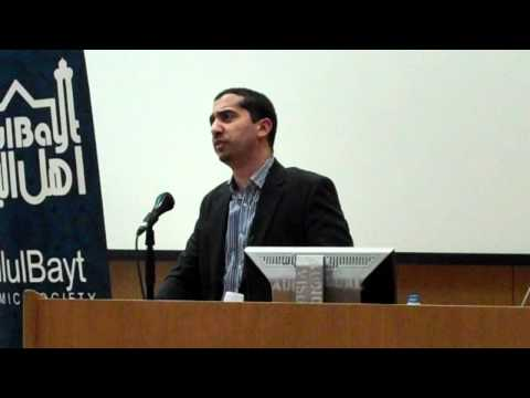 """Bahrain:Not my Problem?"" - Mehdi Hasan's Speech"