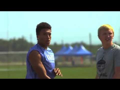 Kellen Mond - IMG Academy Quarterback - Highlights/Interview - Sports Stars of Tomorrow