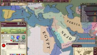 Victoria 2 USA part 19 - Lovable Egypt