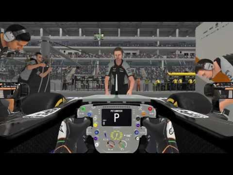 F1 joy rusia