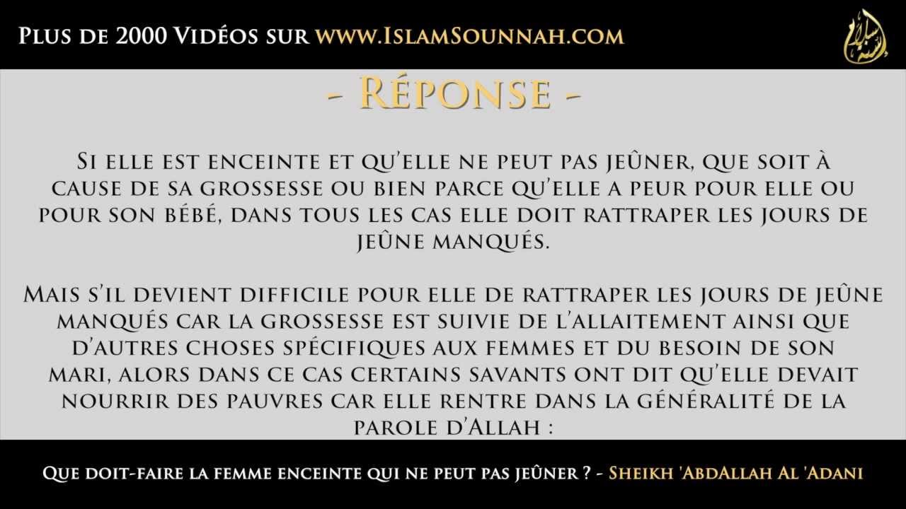 Femme enceinte amour islam [PUNIQRANDLINE-(au-dating-names.txt) 66