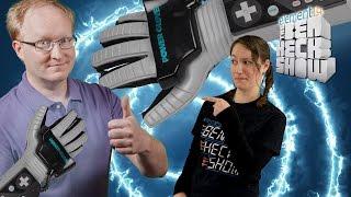 ben heck s power glove teardown