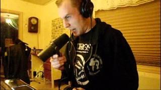 Annihilator - 25 Seconds vocal cover.