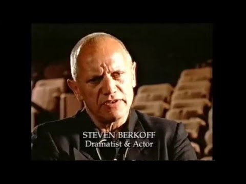 Steven Berkoff on Mime in Paris and Kafka's Metamorphosis
