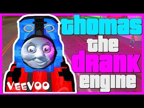 Thomas the DRANK Engine Rap