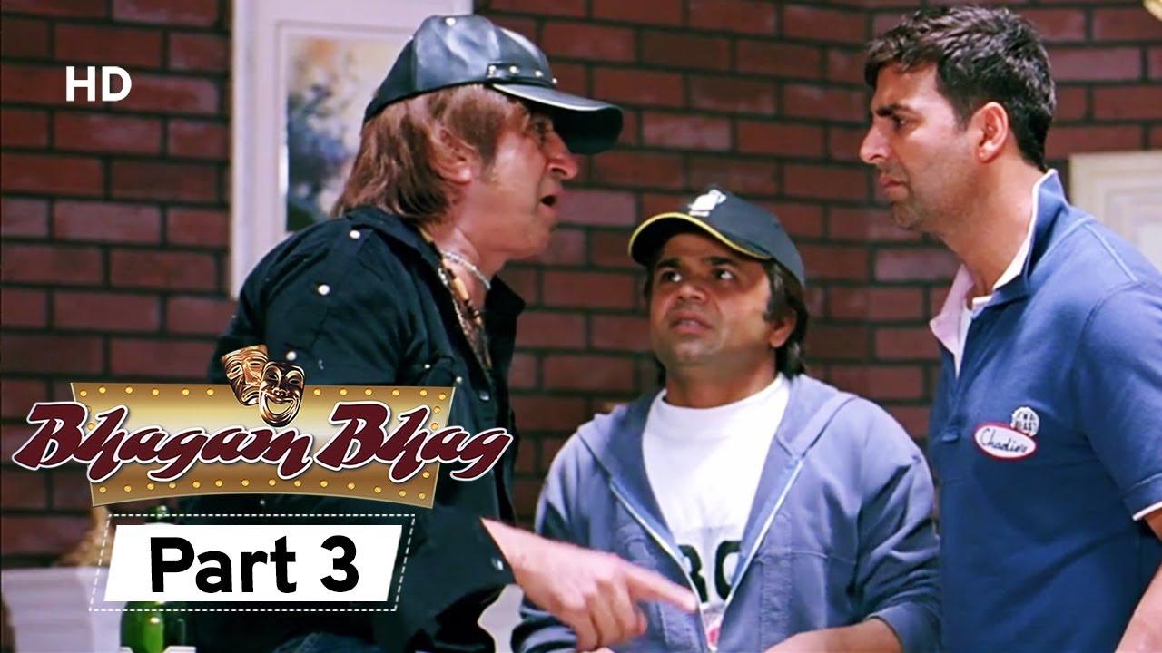 Download Bhagam Bhag 2006 (HD) - Part 3 - Superhit Comedy Movie - Akshay Kumar -  Paresh Rawal - Rajpal Yadav