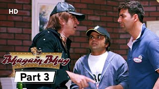 Bhagam Bhag 2006 (HD) - Part 3 - Superhit Comedy Movie - Akshay Kumar -  Paresh Rawal - Rajpal Yadav
