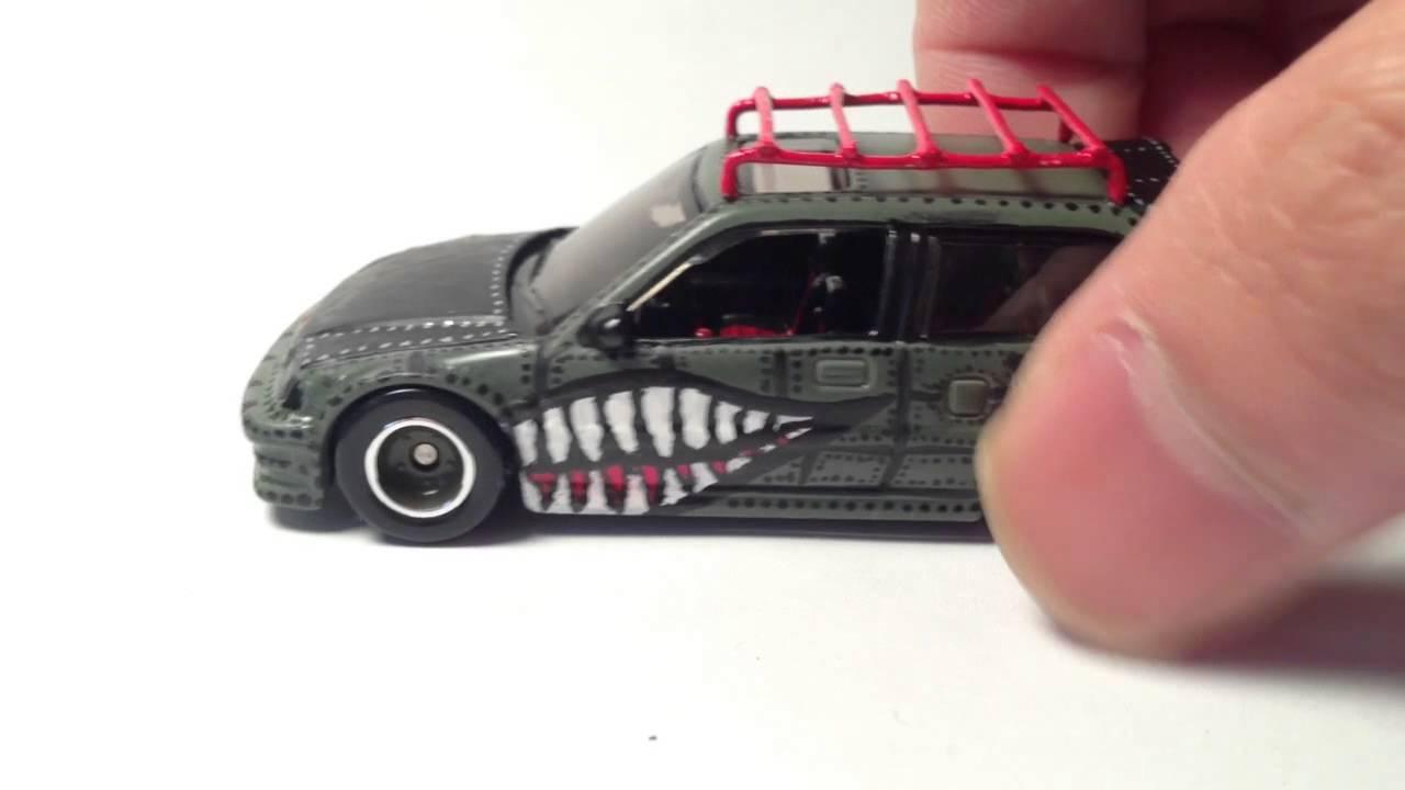 honda civic hot wheels  | youtube.com