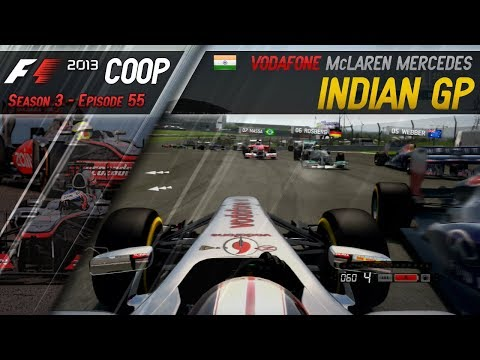F1 Co-op With Pepper | #55 - CARNAGE IN INDIA!