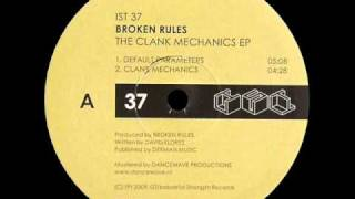 Broken Rules - Default Parameters