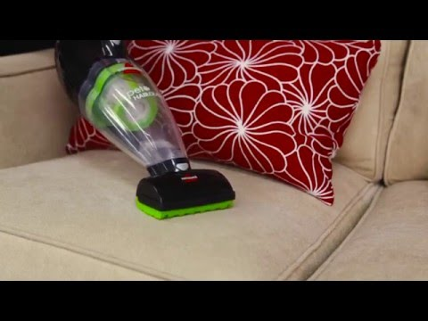 How to Use - Pet Hair Eraser® Cordless Hand Vacuum