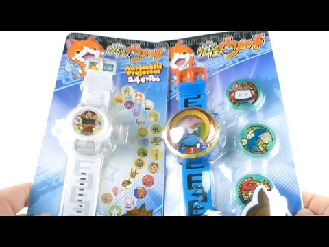 Crazy Bootleg DX Yokai Watches from China Review!