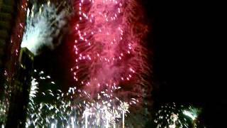 mirajulshakil happy new year fair work  2013 from dubai burj al khalefa