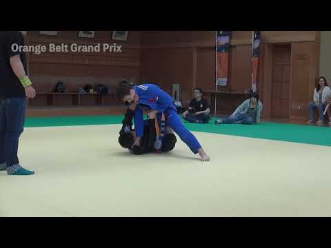 FL - Orange Belt GP - Kaio Nogiri vs Fernando Hashimoto
