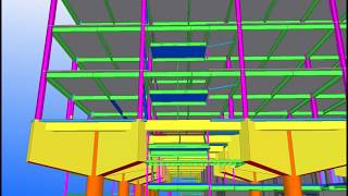 Tekla North America Bim Awards 2013 / Steel / Denver Public Schools Downtown Building