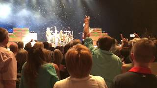 """ZZ TOP- """" MY HEAD'S IN MISSISSIPPI """" THE PAVILLION TOYOTA MUSIC FACTORY-IRVING, TX 9/9/17"""