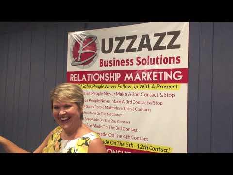 Buzzazz, Stephanie Blasko - Business Health Chart Success