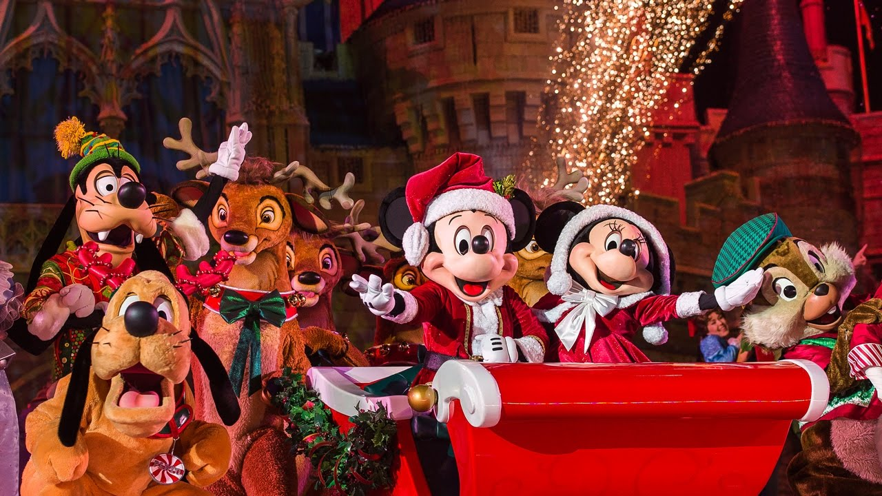 Mickey's Most Merriest Celebration NEW Full Show - YouTube