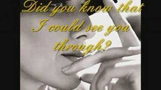 Celine Dion-My Love with lyrics