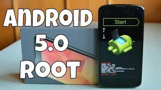 Rootear cualquier dispositivo con Android 5.0 y superior