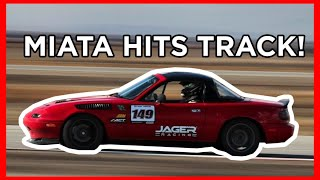 homepage tile video photo for MIATA With Megasquirt ECU Gets CD-5 Dash Installed!