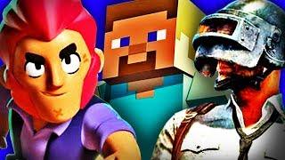 Топ10 МУЛЬТИПЛЕЕРНЫХ Мобильных Игр! #1
