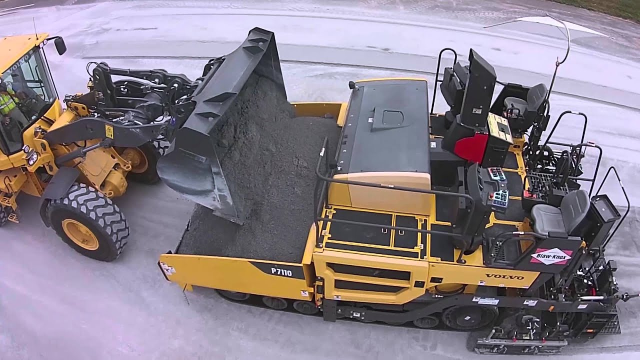 volvo construction equipment in action youtube. Black Bedroom Furniture Sets. Home Design Ideas