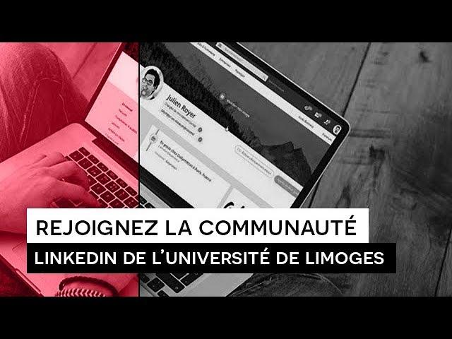 [Les Tutos Pratiques] L'Université vous présente le réseau : LINKEDIN