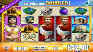 Rome Egypt Slot