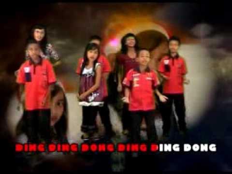 LAGU NATAL ANAK DING DING DONG - YouTube